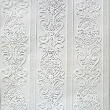RD750 Anaglypta Wallcovering Louisa Luxury Textured Vinyl Paintable Wallpaper
