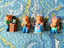 Enesco Bear Figurines Christmas Ornaments