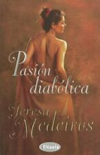 Pasion diabolica (Spanish Edition)-ExLibrary