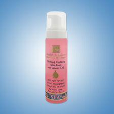 Health and Beauty Cleansing & relaxing facial foam Dead sea