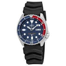 Seiko Automatico Diver Cuadrante Azul Pepsi Bisel Reloj Para hombres SKX009J1
