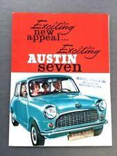 Repair Manuals Literature For Austin Mini Cooper Ebay