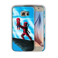 Super Hero Spider-Man case for Galaxy s20 s20+ s10e 9 8 note 20 Ultra 10 cover T