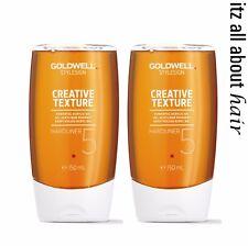 GOLDWELL Stylesign Hardliner 5 Creative Texture Acrylic gel 150ml x 2
