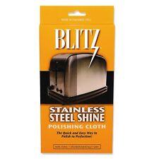 Blitz Stainless Steel Shine Polishing Cloth