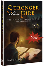 Stronger Than Fire Mark Yoder - The Spanish Bible Triumphs - TGS (CAM) NEW!