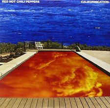 RED HOT CHILI PEPPERS - CALIFORNICATION 2 VINYL LP NEW!