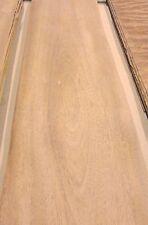 "Jatoba (Brazilian Cherry) wood veneer 9"" x 126"" raw veneer no backing 1/42''"