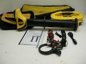 Vivax Metrotech PRO ML SD 10 watt SUBSITE Utility Wire Cable  Pipe Locator