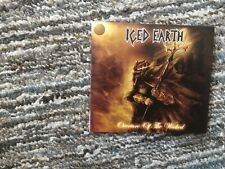 ICED EARTH Overture Of The Wicked  4 TRACK CD MAXI DIGIPACK