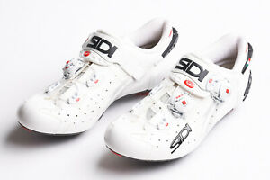 Sidi Wire Vent Carbon Shoes White 39 Speedplay