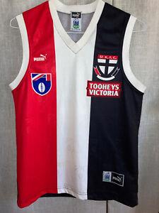 St Kilda FC vintage/retro guernsey/jumper 1998 Saints away/home M/medium VFL/AFL