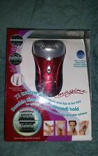 Emjoi Emagine Womens Corded Power Source Electric Comfortably Epilator - Ap-18
