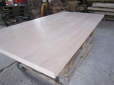 Tischplatte (€226,20/m²) Buche 40x900x1900mm Leimholzplatte Massivholz Platte
