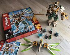 LEGO® Ninjago: 70676 Lloyds Titan-Mech wie neu in Tüten sortiert