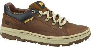 CAT CATERPILLAR Handson P723730 en Cuir Sneakers Baskets Chaussures pour Hommes
