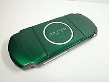 PSP Playstation Portable Spirited Green PSP 3000SG Sony japan game Console only