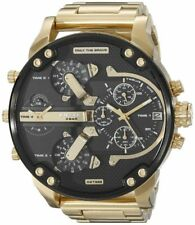 NEW DIESEL DZ7333 MENS MR DADDY 2.0 57MM CHRONOGRAPH WATCH