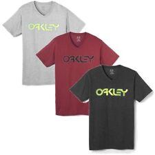 Oakley Men's Blinder V Neck Tee T-Shirt