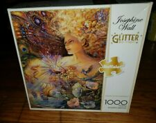 Crystal of Enchantment Josephine Wall 1000Pc Glitter Edition Jigsaw Puzzle-