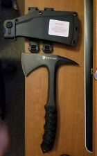 BROWNING Black Label Tactical SHOCK N' AWE Tomahawk Axe Hatchet w/ Sheath 110BL