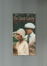The Great Gatsby, Robert Redford, Mia Farrow, Bruce Dern, Sam Waterston, VHS