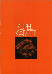 Opel Kadett C 1977-78 UK Market Sales Brochure Saloon City Coupe Estate