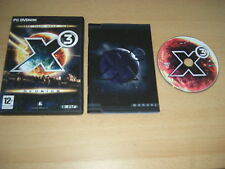 X3 X 3 reunion PC DVD ROM VANO SIM SPEDIZIONE VELOCE