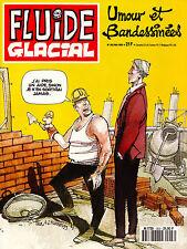 Fluide Glacial N°203 - Eds. Audie - Mai 1993