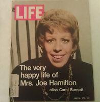 May 14 1971 Life Magazine   Carol Burnett  Vintage Ads