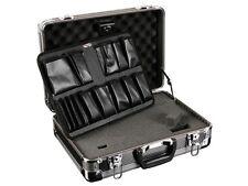 Flightcase Koffer von Aufbewahrung Werkzeug Werkzeugkoffer Heimwerker 2 Locks