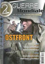 2e GUERRE MONDIALE  N°08 OSTFRONT / LEGION VOLONTAIRES FRANCAIS / BLITZKRIEG
