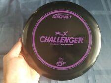☆Rare☆ Discraft Challenger EspFlx Blackwith Purple Stamp