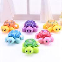 Animal Clockwork Tortoise Baby Turtles Toys Infant Crawling Wind Up Toy MO