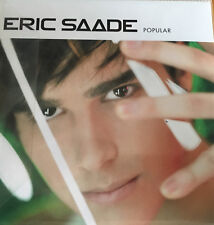 PROMOTIONAL CD SWEDEN SUECIA 2011 ERIC SAADE POPULAR EUROVISION
