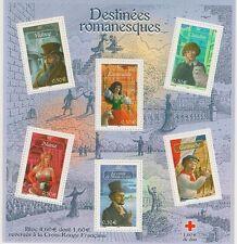 2003 - YT  Bloc 60 - Destinées romanesques