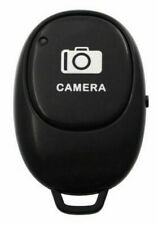 Camera Shutter Bluetooth remote control (Android / i-Phone) Battery Included