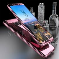 For Samsung Galaxy S8/S9 Plus Shockproof Full Cover Hybrid Bumper Slim Hard Case