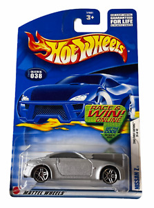 Hot Wheels Nissan Z - 350Z Concept First Edition - Combined Postage Available