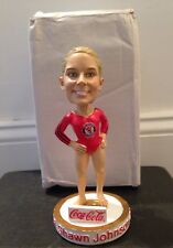 Shawn Johnson USA Olympics Gymnastics Bobblehead, 2008 Beijing Gold Medal