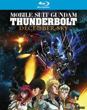 Mobile Suit Gundam: Thunderbolt December Sky (Blu-ray Disc, 2017)