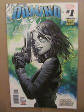 Domino #1 Marvel Comics 2018 Series 1st Print 9.6 Near Mint+