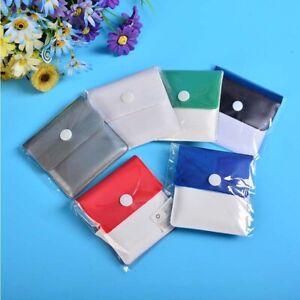 Men Portable Mini PVC Pocket Ashtray Outdoor Smoking Ashes Bag