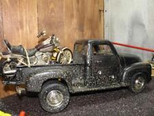CUSTOM ONE - OFF Chevy Corvette powered pickup  LORRY   truck 1/18 diecast