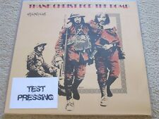 GROUNDHOGS - THANK CHRIST FOR THE BOMB - RARE TEST PRESSING - NEW