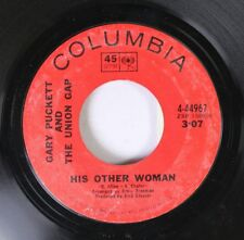 Rock 45 Gary Pucket And The Union Gap - His Other Woman / This Girl Is A Woman N