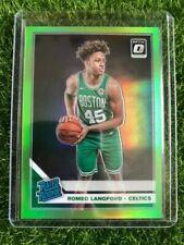 2019-20 PANINI DONRUSS Optic #182 ROMEO LANGFORD Lime Green /149 Rookie RC