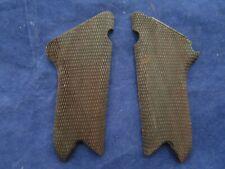 Luger 1929 Bern Straight Front Walnut Grips