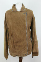 PEPE Jeans Brown Suede Jacket size S
