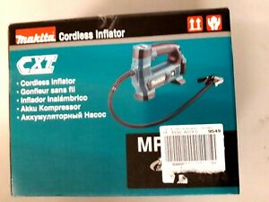 MAKITA Kompressor »MP100DZ«, max. 12 V, 8,3 bar, ohne Akku